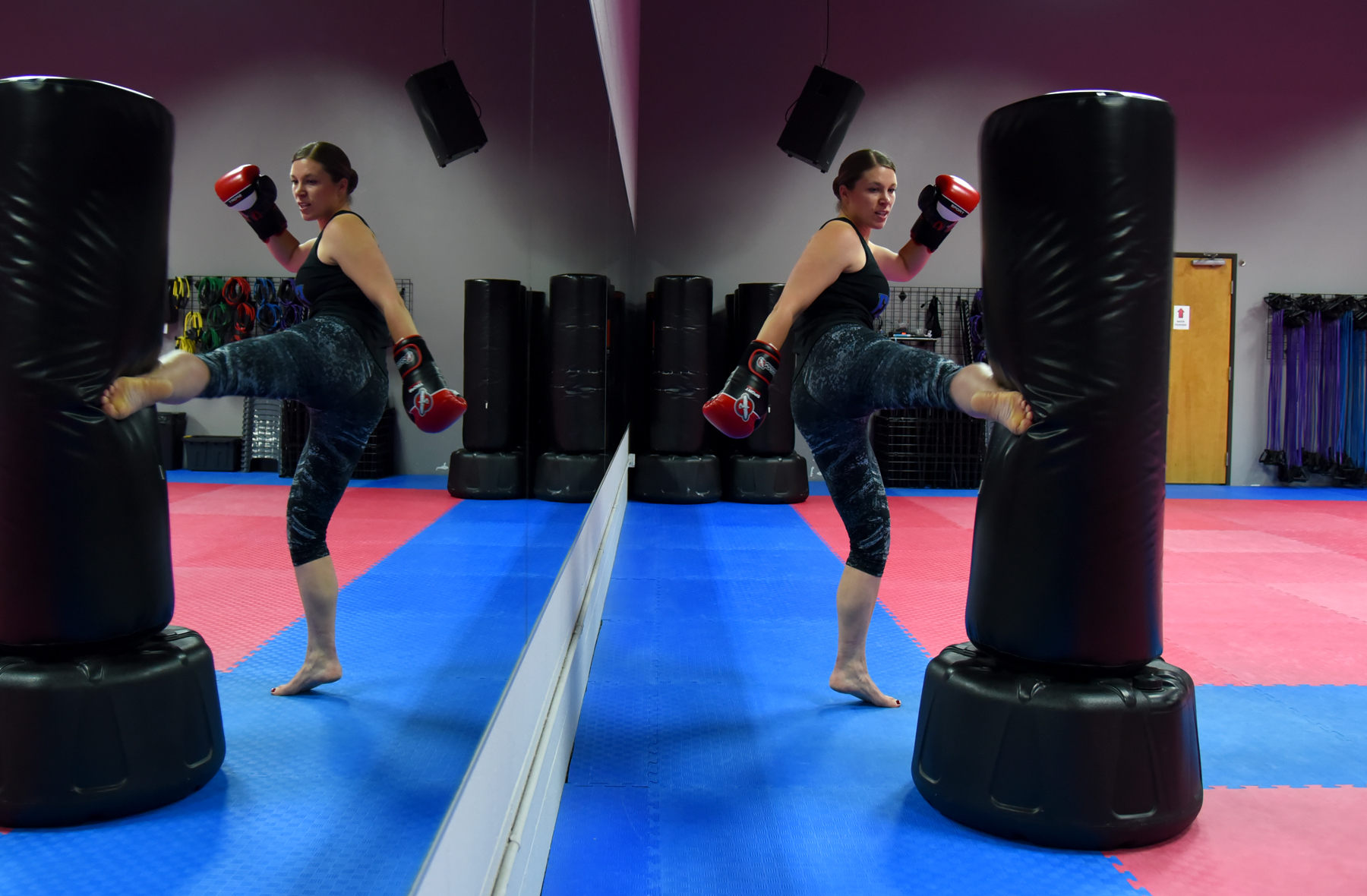 Absentee South Bay Boutique Kickboxing Studio