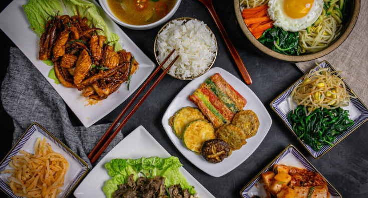 Growing Korean Restaurant Chain