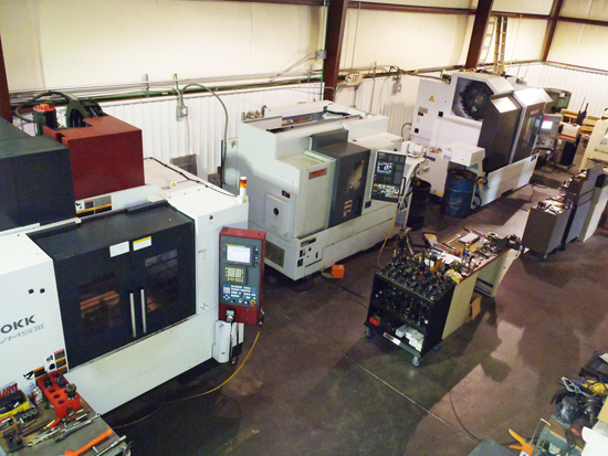 Sheetmetal Fabrication and Precision Machining