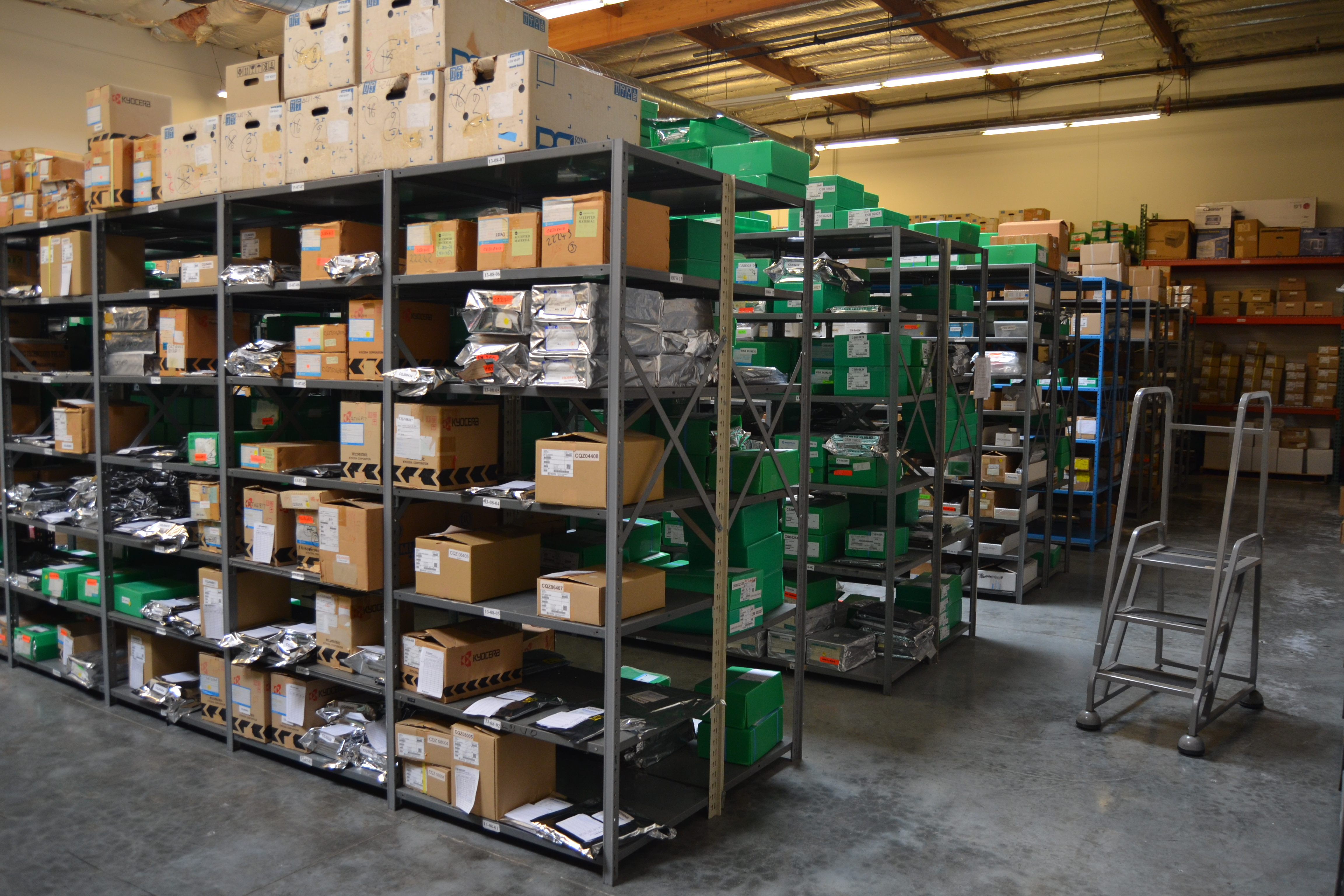Stocking Distributor Niche Products Electronics