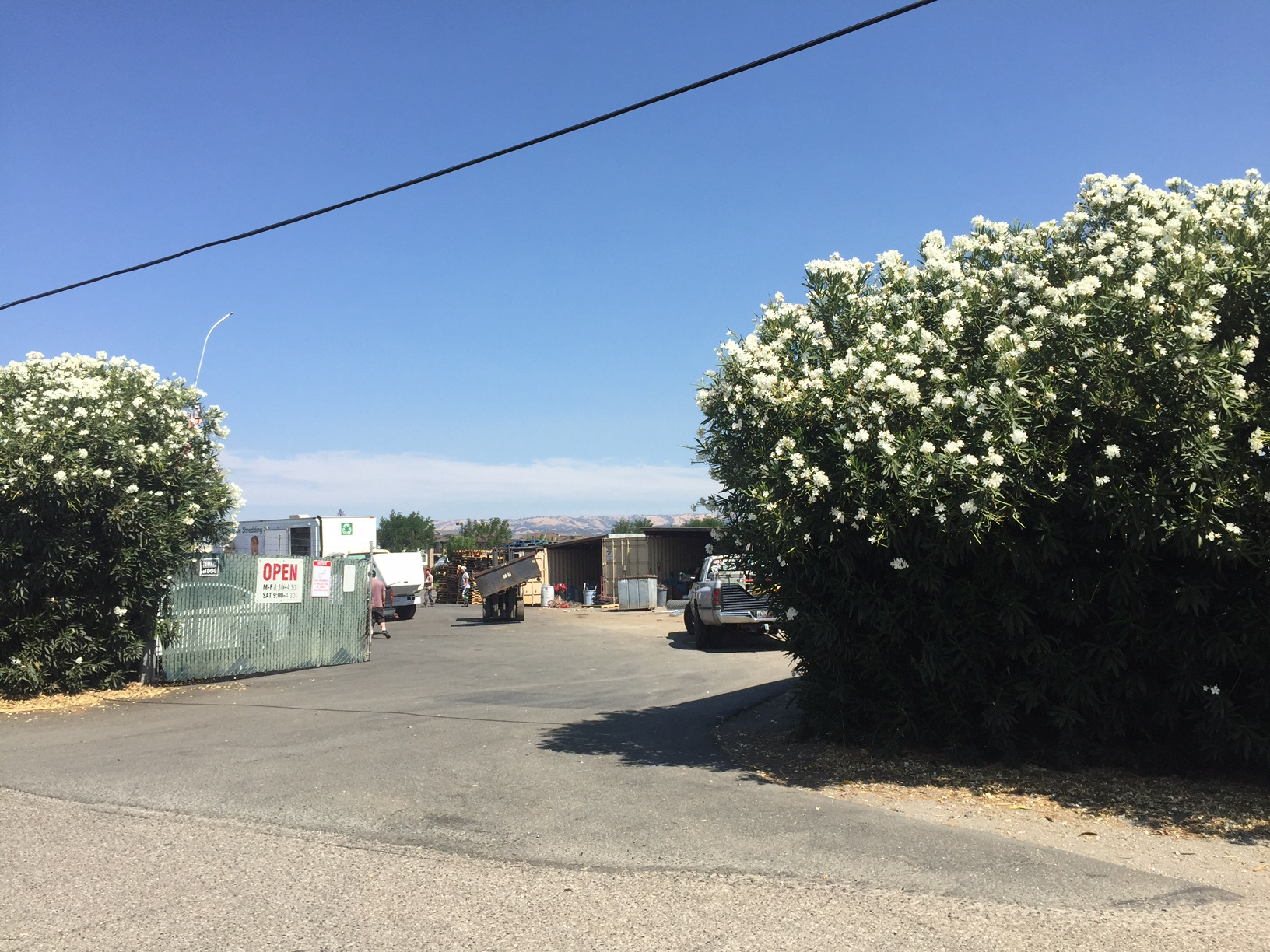 Rare opportunity- Acquire recycling & Land 4 Acre