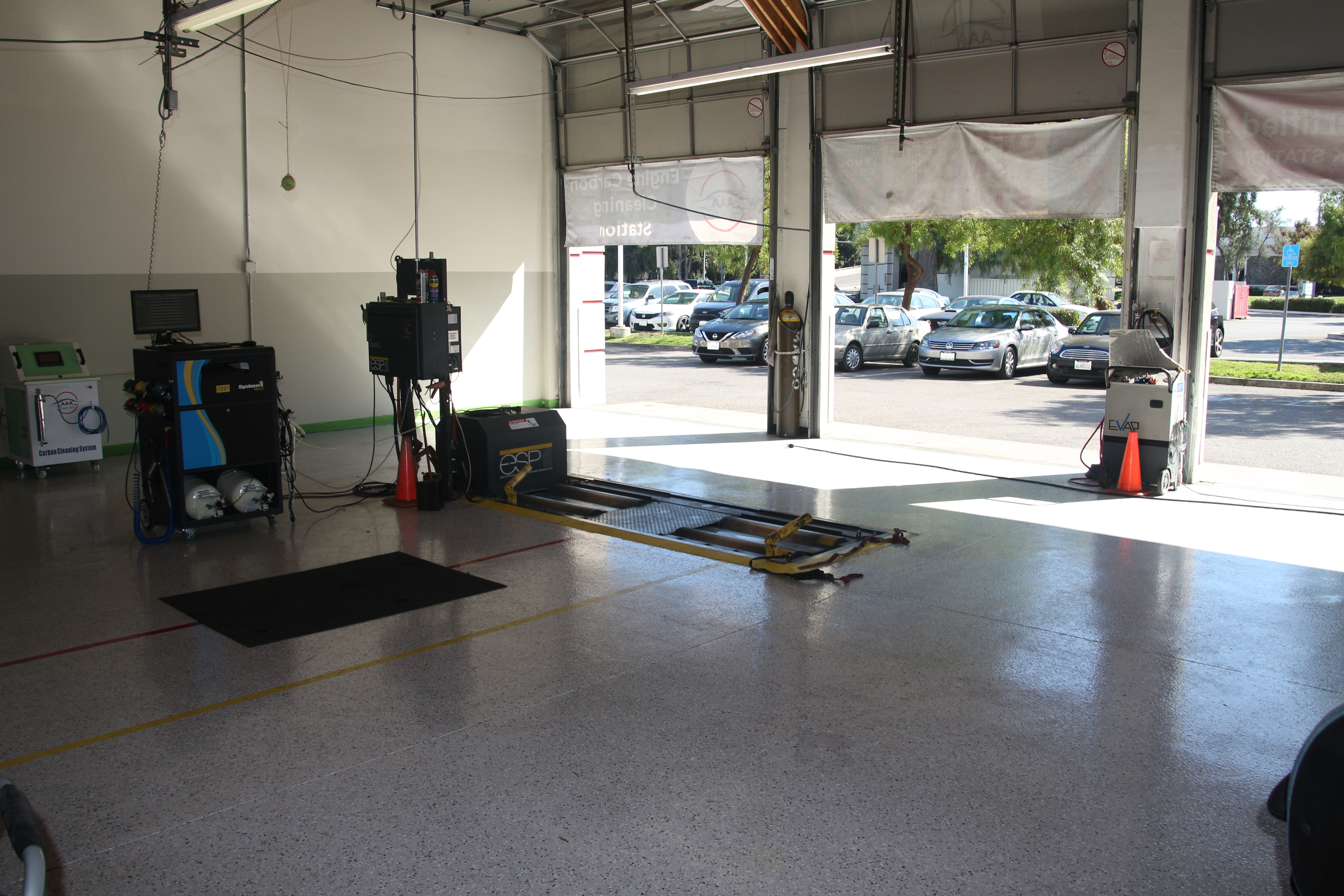 STAR RATED SMOG TEST ONLY STATION