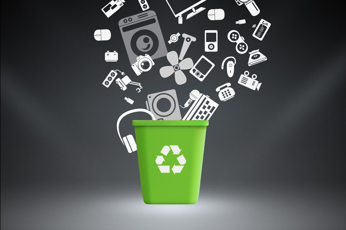 Non-Hazardous E-Waste Recycling