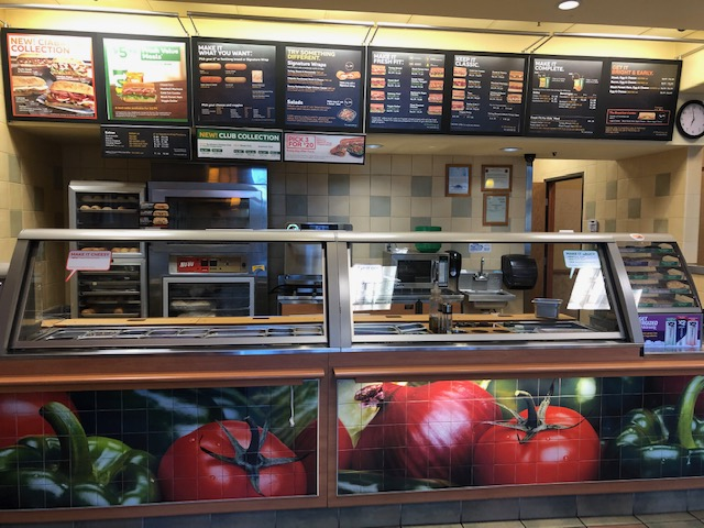 Fast Food Franchise priced to sell