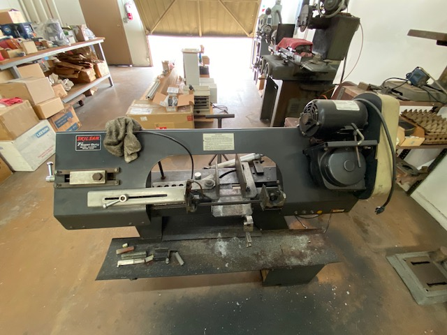 Complete Metal Works Machine Shop For Sale