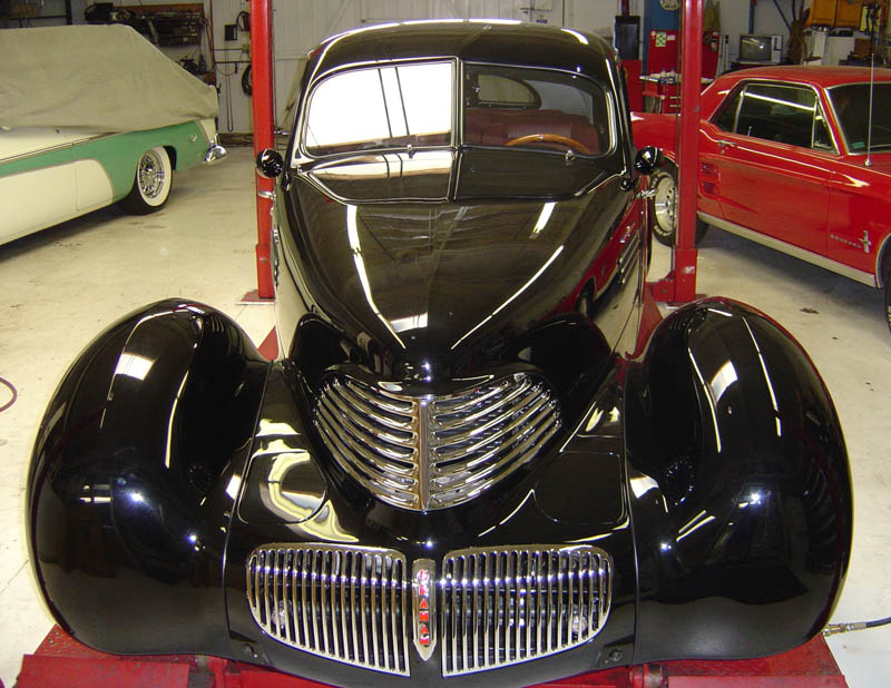 Automobile A/C Shop Specializing in Classic Cars