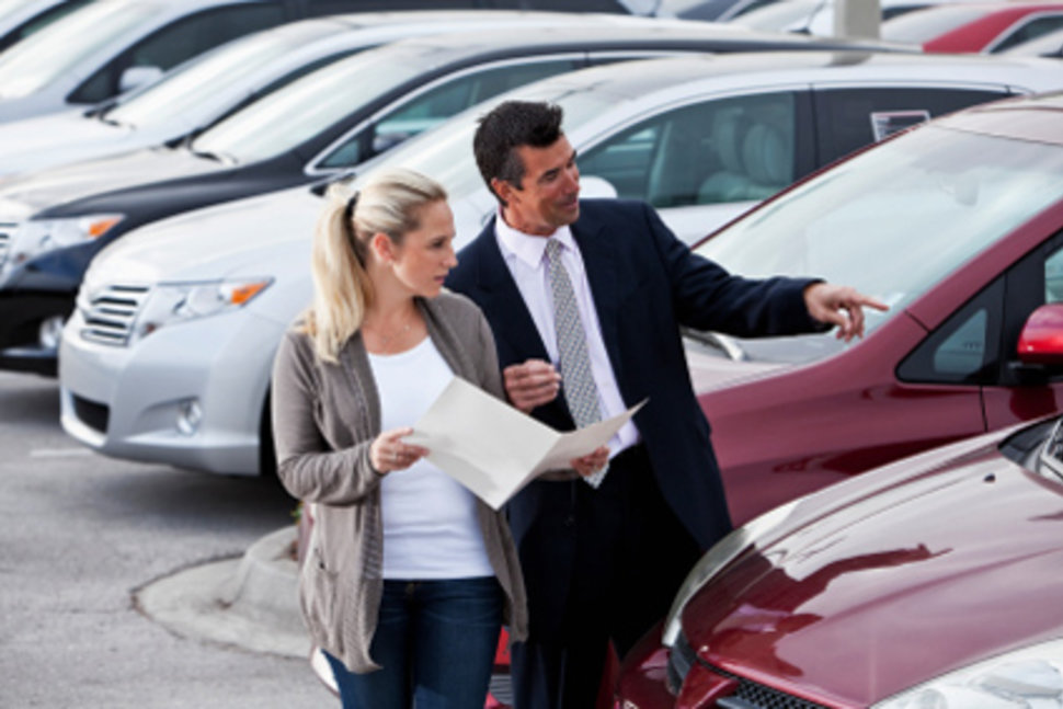 Auto Dealer & Repair w/Real Estate