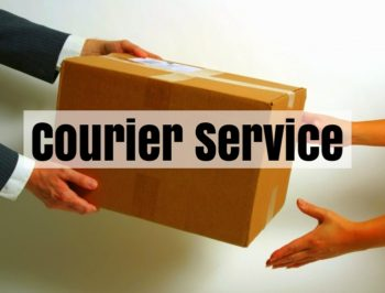 Express Courier Service with Low Overhead