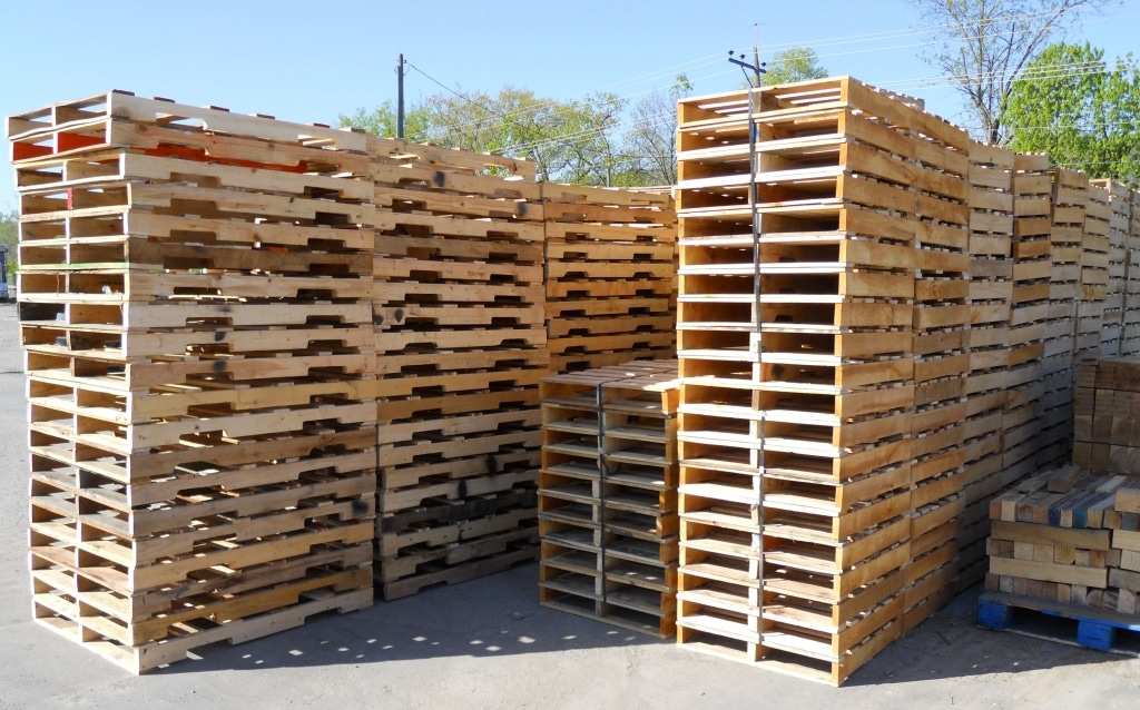 Pallet Manufacturing & Recycling Business