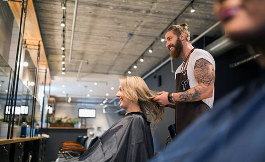 Established Profitable Hair Salon