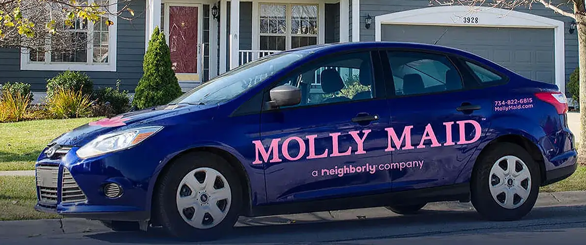 Molly Maid Franchise, Great Territory, Huge Upside