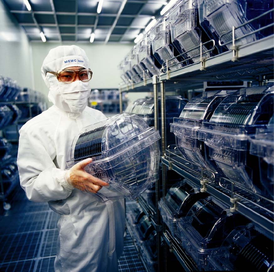 Profitable Silicon Wafer Production