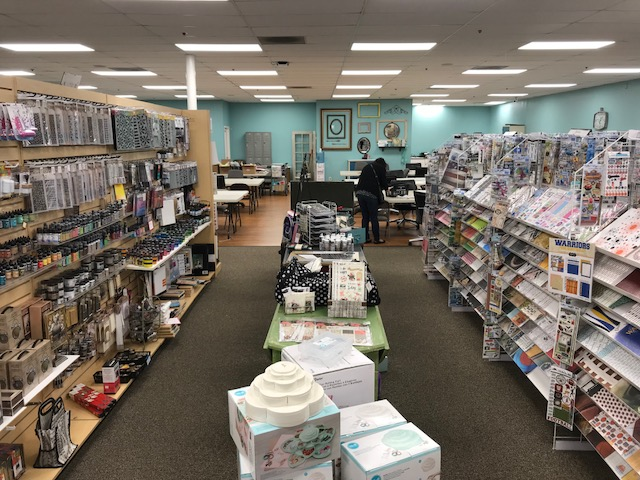 Business For Sale Bay Area Scrapbook Store 665000 Gross