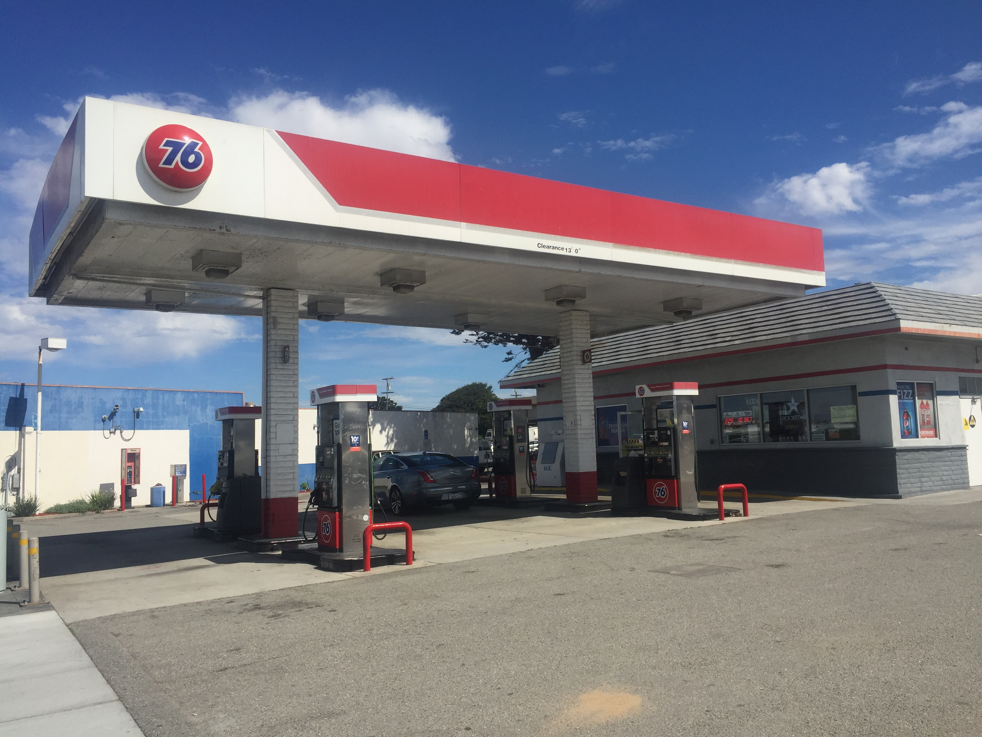 Business For Sale - Branded Gas Station with Convenience Store
