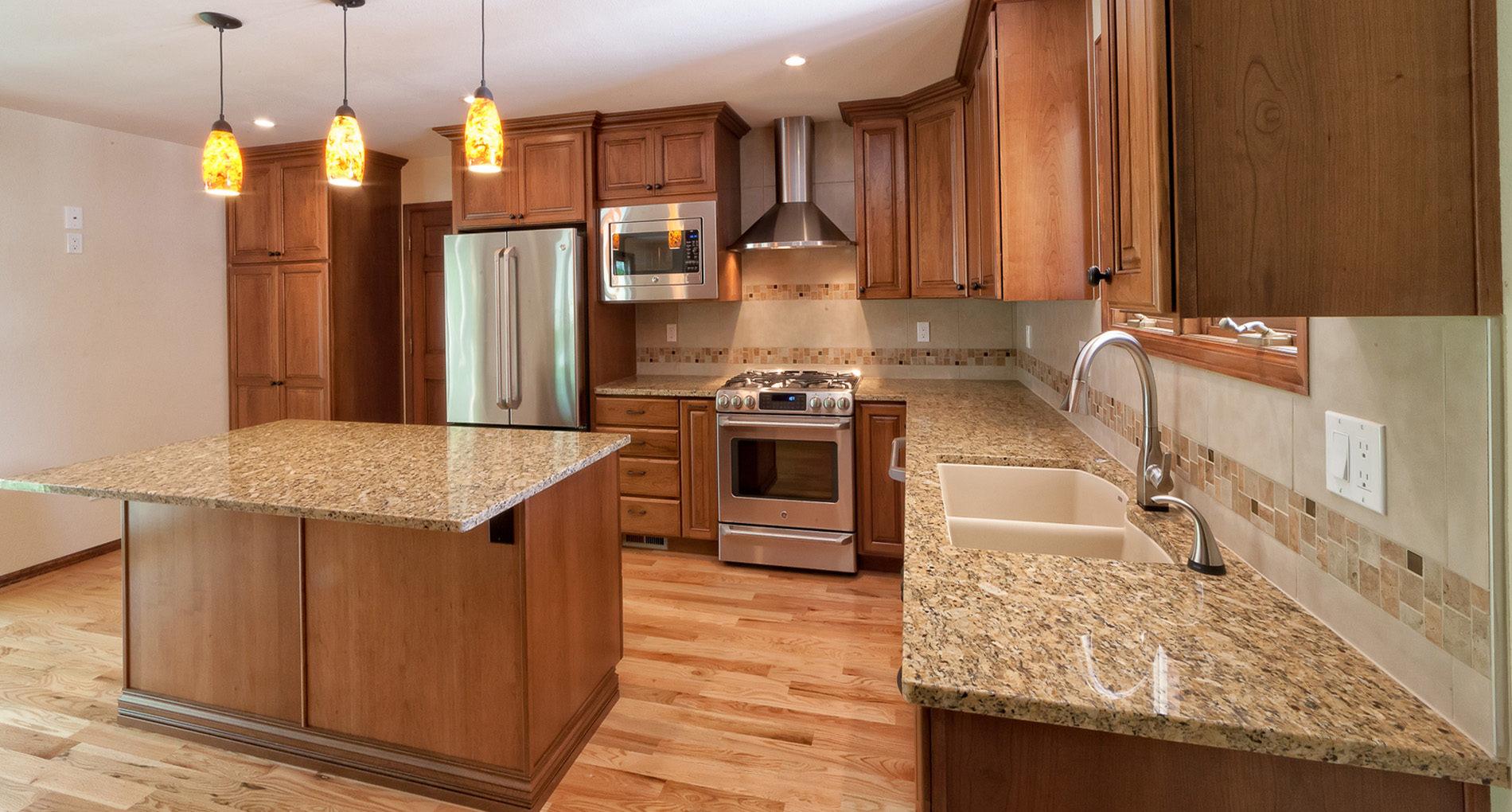 Very Profitable Kitchen Remodeling Franchise