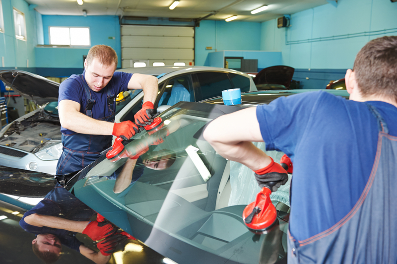 Best Place for Exotic & Luxury Auto Glass