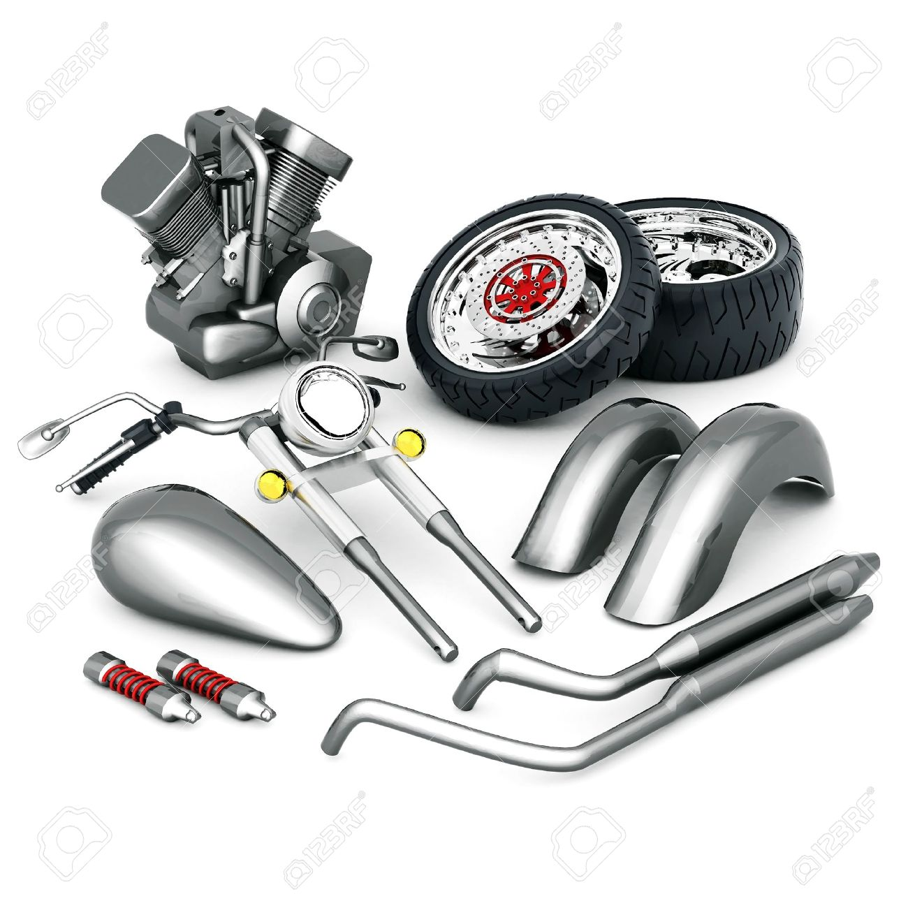 Online Motor Cycle Parts