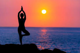 Calming Yoga Studio