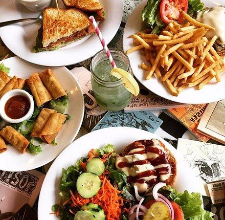 40+yr Profitable Successful Vegetarian Restaurant