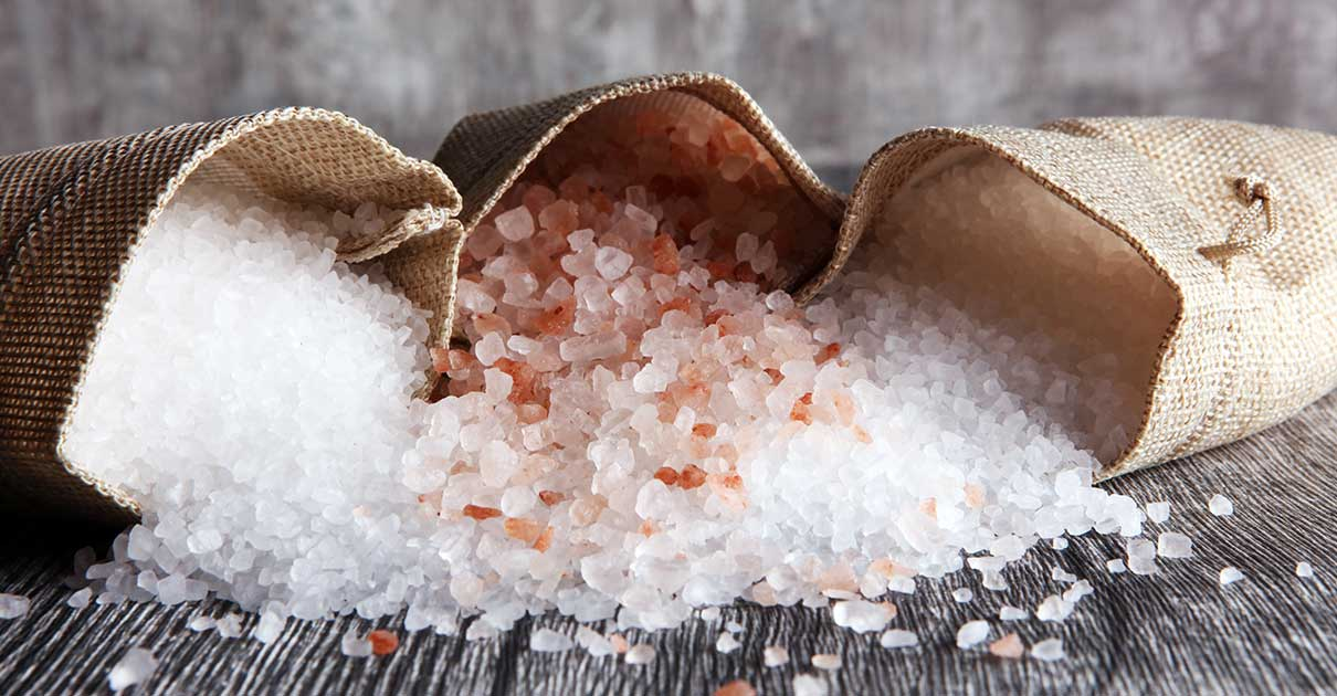 High-Profit Salt Distributor 90% SBA Financing